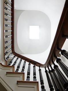 Design Hub - блог о дизайне интерьера и архитектуре: Таунхаус в Бруклине