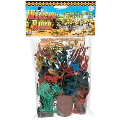 Cowboys and Indians Party Decorations | Cowboys and Indians Play Set