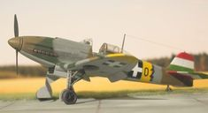 Heinkel in Hungarian markings Ww2 Aircraft, Fighter Aircraft, Military Aircraft, Fighter Jets, Luftwaffe, Heroes And Generals, Ww2 Planes, Aviation Art, World War Two