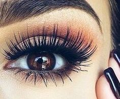 Forget Fake Lashes - What New Jersey Females Do Instead