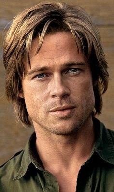 Brad Pitt in the movie 'Devil's Own'
