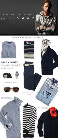 In The Navy Style Guide