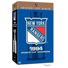 NHL Original Six Series - The New York Rangers 1994 Stanley Cup Champions (1994) (Region 1 DVD)