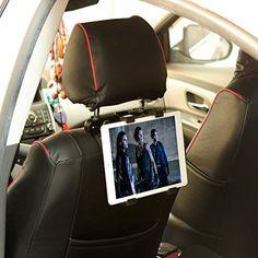 [$14.99 save 26%] #LightningDeal 52% claimed: Car Headrest Mount Holder for iPad iPad Air iPad Mini Samsung a... http://www.lavahotdeals.com/ca/cheap/lightningdeal-52-claimed-car-headrest-mount-holder-ipad/218640?utm_source=pinterest&utm_medium=rss&utm_campaign=at_lavahotdeals