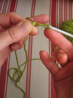 step by step crocheting (great pictures too)