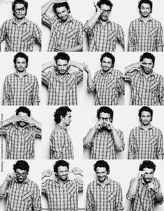 James Franco why are you so precious...and a drop dead sexy piece of man flesh...what?