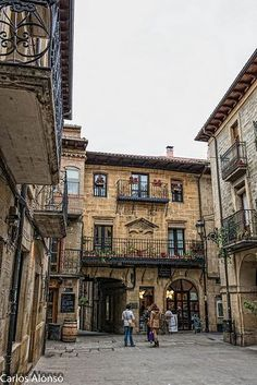 10 favourites villages I've visited in Spain: Laguardia Rioja Spain, Spanish Architecture, Basque Country, Andalucia, Future Travel, Spain Travel, Vacation Spots, Places To See, Around The Worlds