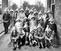 Fiesta cumpleaños, 1922 © Shorpy