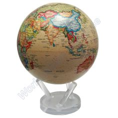 "MOVA 8.5"" Antique Ocean Desk Globe... Perfect gift for hubby for Father's Day."