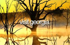 Visit Georgia | Bucket List
