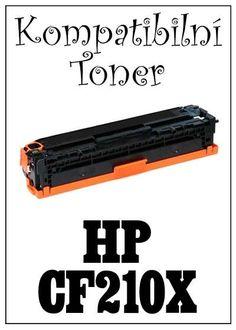 Kompatibilní toner HP CF210X / 131X za bezva cenu 959 Kč