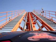 Six Flags Great America: Raging Bull [P.O.V.]
