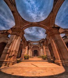 Ruins of the Saint Joseph Cathedral - Catedral de San José , Antigua Guatemala | by janusz l