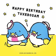 "31 Likes, 4 Comments - Hello Kitty (@wearehellokitty) on Instagram: ""Happy birthday Tuxedosam!!  You are always so classy!☺️#tuxedosam #sanriocharacters #sanrio…"""