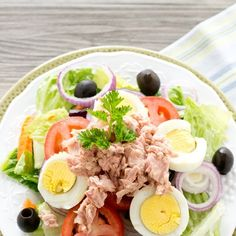 ... tuna and potato salad with tarragon recipes dishmaps tarragon tuna