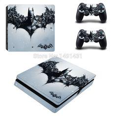 Vinyl Decal Controller Stickers för Sony Playstation 4 Slim Skins Ps4 7aaaa7487772e
