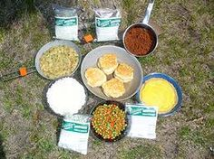Best camping food ideas.
