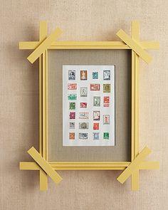 Frame stamps