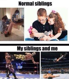 Did this happen to you and your siblings? p/s: I did - #funny picture message @mobile9