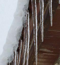 Después de la nieve... el hielo. Buen domingo desde Arkaia, turismo rural junto a Vitoria - Gasteiz