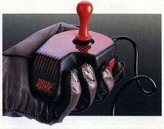 I remember this controller. I could use this to play games with one hand and read gamepro with the other.
