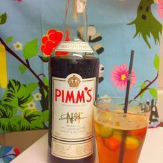 PIMMS o'clock