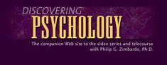 Discovering Psychology - all kinds of good videos and activities.  Zimbardo's site.  Video of Ache, Milgram, and Zimbardo called the Power of the Situation at http://www.learner.org/vod/vod_window.html?pid=1516