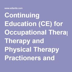 Physical Therapist Assistant plagiarism free term papers