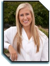 Savannah one of our Registered Dental Hygienists!
