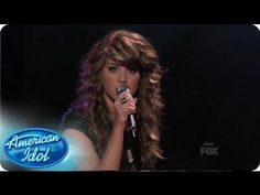 "Top 10 Performances 3/13/13: Angie Miller performs ""I Surrender"" by Celine Dion, previously sung by Idol Kelly Clarkson. Revealed 3-14-13 Angie is one of the remaining Top 9."