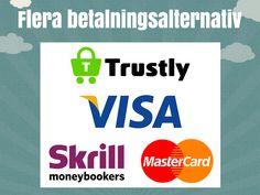 Säkra betalningar! http://www.kasino.se/thrills/