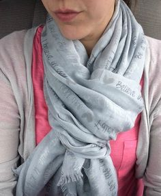 Spring Fashion with Thirty-One Gifts - U R Unique Scarf