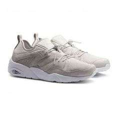 Puma Baskets Select Blaze Of Glory Soft Glacier Gris Trinomic - pas cher Achat / Vente Baskets homme - RueDuCommerce