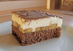 Banana Dessert Recipes, Easy Cake Recipes, Mini Desserts, Baking Recipes, Punch Bowl Cake, Easy Vanilla Cake Recipe, Baking Muffins, Healthy Breakfast Smoothies, Sweet Cakes