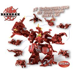 Bakugan 7 en 1 Dragonoid