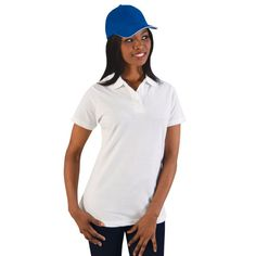 Show details for Ladies Classic Heavy Weight Polo Golfers, Polo Shirt, Polo Ralph Lauren, Lady, Classic, Mens Tops, Shirts, Fashion, Moda