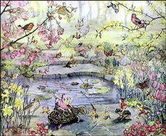 Molly Brett Fairy Art