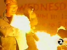 ▶ Fire Dancing Expo (Temple of Poi 2009) on KTVU TV - YouTube