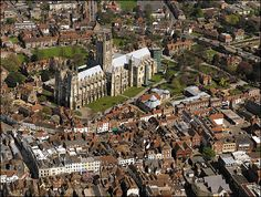Canterbury- Cathedral  and amazing historical buildings, Roman walls and markers, architecture and shopping!