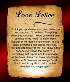 Love Pictures to Your Boyfriend | Other picture ofLove Letters Your Boyfriend Pwbaedhf