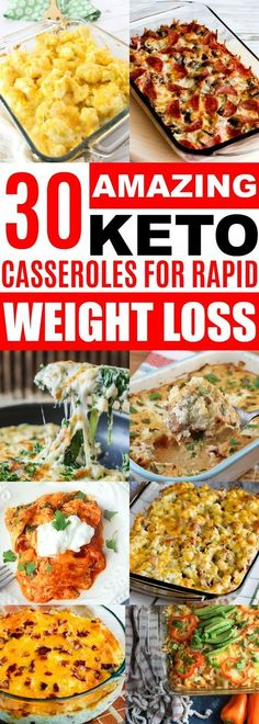 Keto Cassrole Recipes
