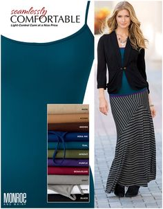 Fashion Fit For You in Misses & Plus Sizes from Monroe and Main.