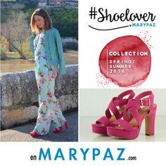 Look lady by #Shoelover MARYPAZ <3 <3  #SS15 #springsummer15 #blogger #shoeloverbyMARYPAZ #trendy #moda #tendencia #tipsShoeloverbyMARYPAZ #itsspring #springON #feelgood #feelMARYPAZ #primaveraverano15  ►  http://1reflejoconencanto.com/mono-bbc-look/   Compra ya estas SANDALIAS DE TACÓN aquí ► http://www.marypaz.com/sandalia-de-tacon-y-plataforma-cruzada-0424216v252-74003.html