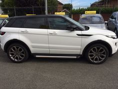 The Range Rover Evoque #carleasing deal | Hopefully one of the many cars and vans available to lease from www.carlease.uk.com