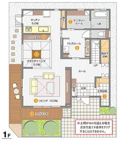 House Layout Plans, House Layouts, House Plans, Building Plans, Building A House, House Roof, My House, Japanese Style House, Craftsman Floor Plans