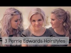 3 Perrie Edwards Hairstyles | ShinyLipsTv