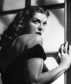 Esther Williams in 'The Unguarded Moment' (1956) -Having made a name off her talent as a swimming beauty, by 1955 Williams had completed her contract with MGM and found her watery vehicles on the wane. So, it was quite a gutsy move to accept the offer from Universal to do this sex infused psychological thriller.