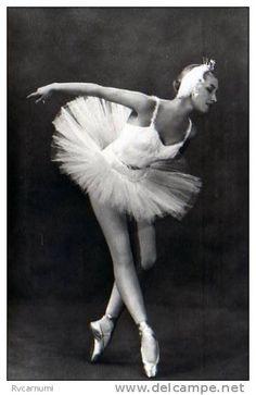 Russian ballerina Natalia Makarova. - Delcampe.net