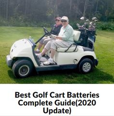 we are going to discuss why we are calling them our best golf cart batteries and chargers. We will reveal those batteries and chargers' features, pros and Best Golf Cart, Best Battery Charger, Yamaha Golf Carts, Golf Cart Batteries, Golfers, Told You So