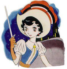 """Esse é clássico! """"A princesa e o cavaleiro"""", japanese mangá on tv"""